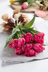 Bulb Bouquet tulpen