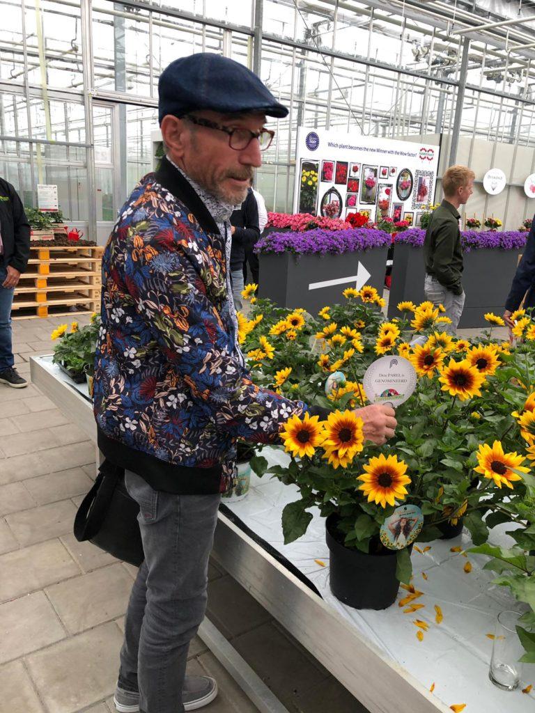 SunBelievable staat bij de Parel actie van De Grote Tuinverbouwing en Pull Position tijdens FlowerTrials 2019 op plaats nummer twee.