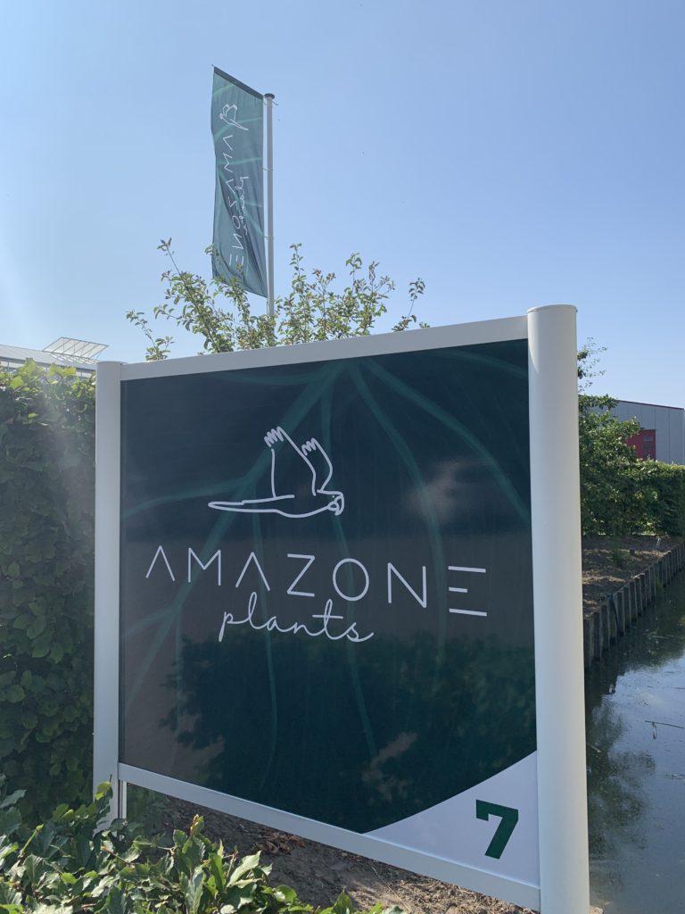 Amazone Plants nieuwe huisstijl, rebranding door Pull Position