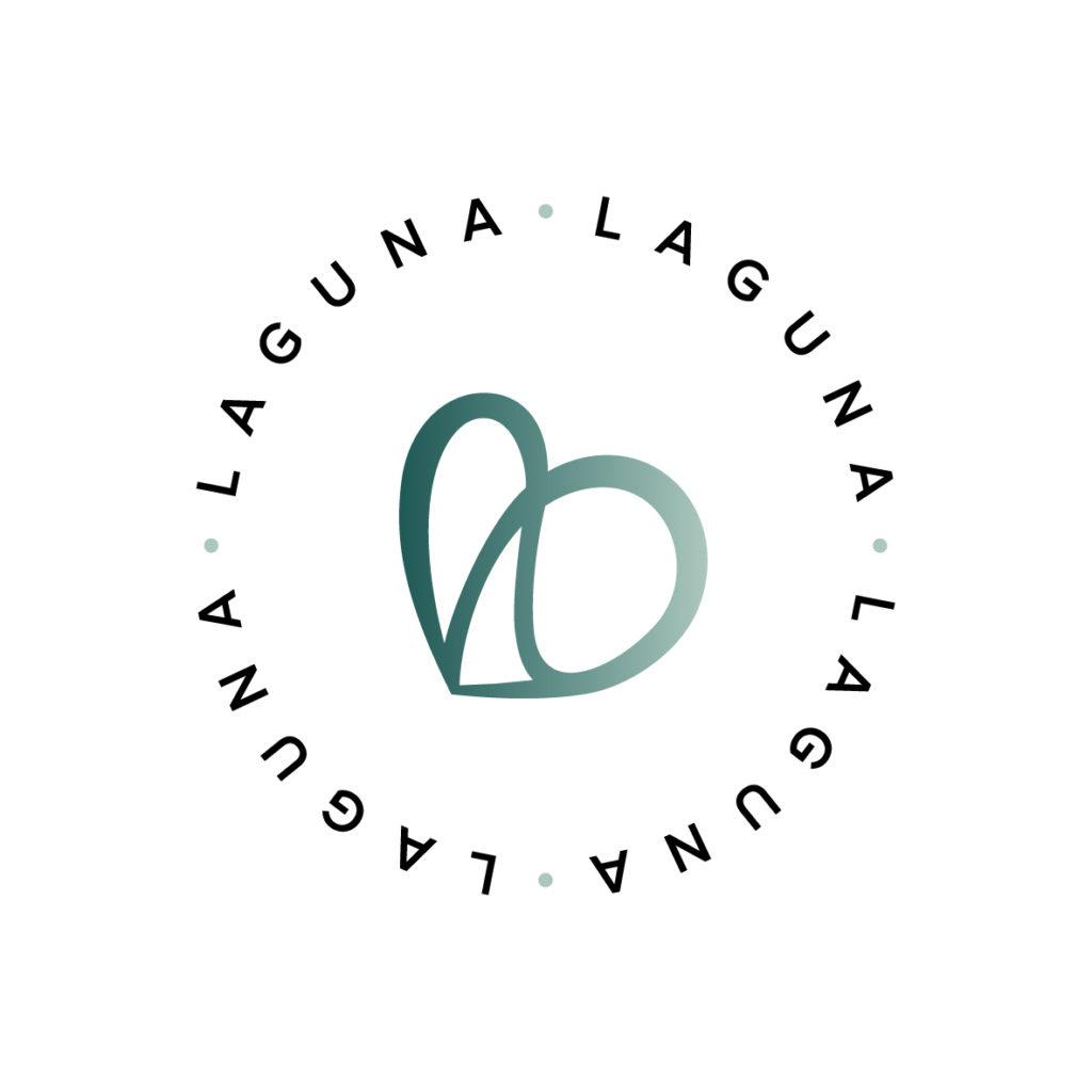 Het nieuwe logo van Laguna